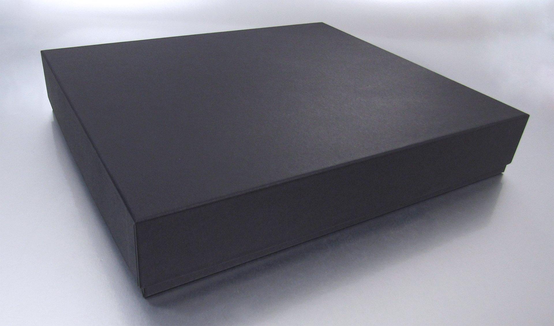 It's box shaped